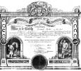 General Bache farrier's certificate