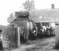 William Griffiths Wooldridge, last blacksmith working in Hagley
