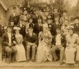 Wedding of John George Wooldridge and Mary Ann Jones