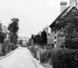 Chapel Street, Hagley in the 1930s