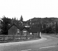 Corner of Stourbridge Road and Kidderminster Road, Hagley in the 1960s
