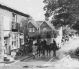 Hall Lane, Hagley in the 1950s