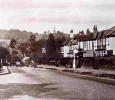 Kidderminster Road, Hagley in the 1930s