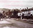 Kidderminster Road, Hagley in the 1930s