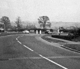Park Road, Hagley in the 1960s