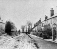 Worcester Road, Hagley in the 1870s