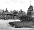 The Grazebrook Memorial in the 1920s