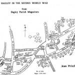 Hagley Map WWII