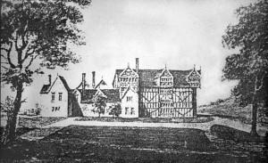 Old Hagley Hall