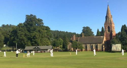 Hagley Cricket Club